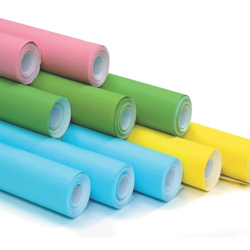 Spring Themed Poster Paper, 10 Roll Assortment