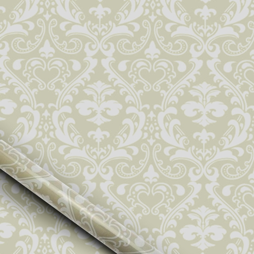 Classic Damask Photography Backdrop Paper