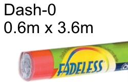 Dash-0 (609mm x 3.6m)