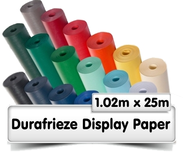 Durafrieze Wipe Clean Paper