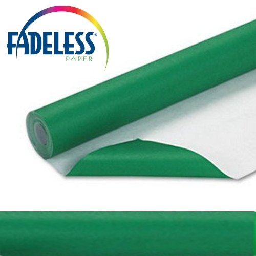 Emerald Fadeless Display Paper, 609mm x 18m