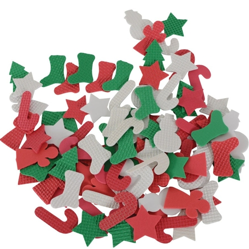 EVA Festive Foam Shapes