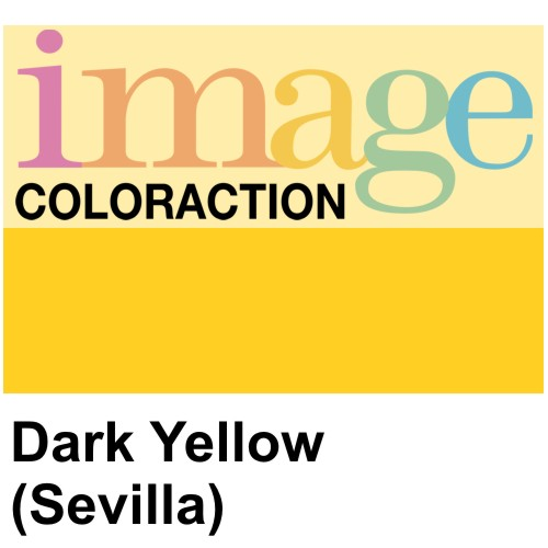 A2 Dark Yellow (Sevilla) Coloured Card, 120gsm