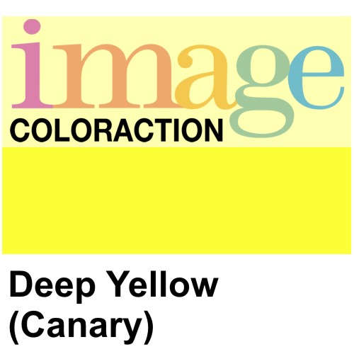 A4 Deep Yellow (Canary) Coloured Card, 120gsm