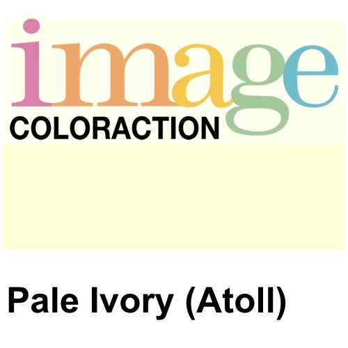 A2 Pale Ivory (Atoll) Coloured Card, 120gsm