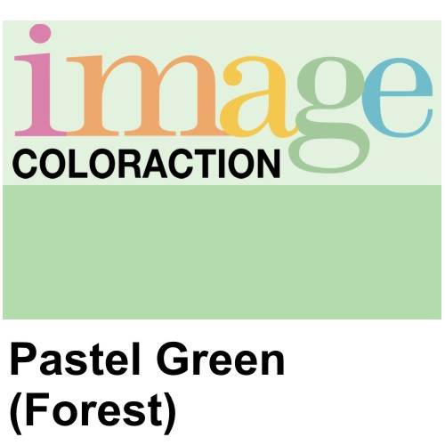 A2 Pastel Green (Forest) Coloured Card, 120gsm