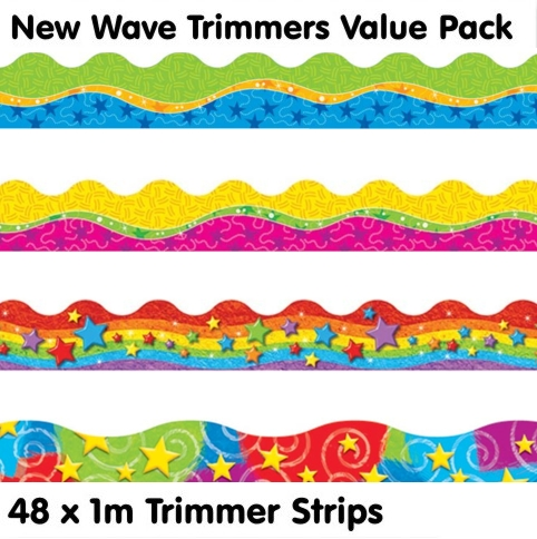 New Wave Terrific Trimmer Value Pack