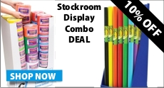 Stockroom Combo 10 percent off