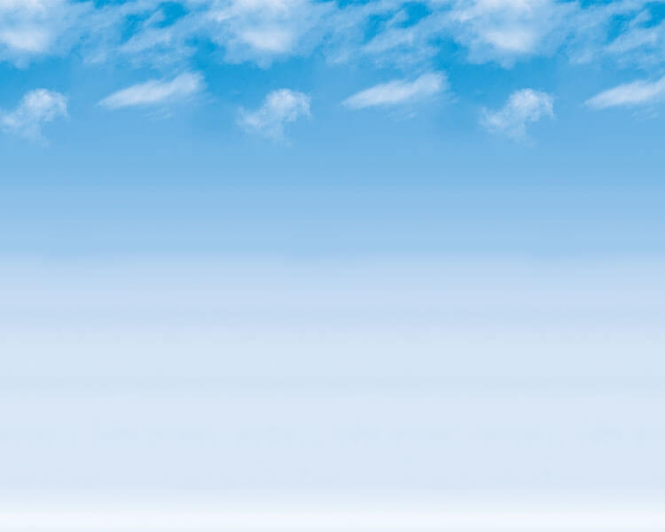 Wispy Cloud Fadeless Design Display Paper, 3.6m
