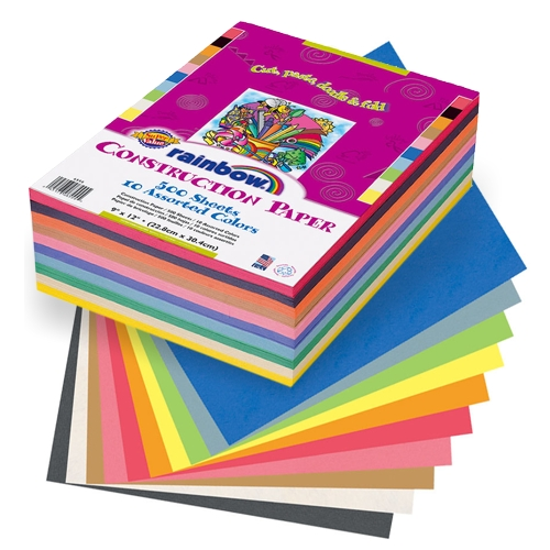 Construction Paper A4+, 500 Sheets
