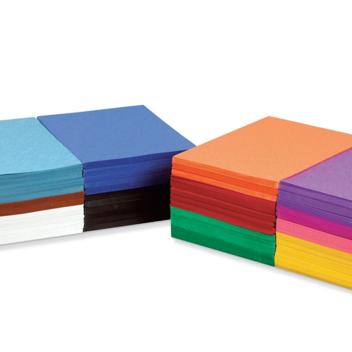 Construction Paper Stack Pack