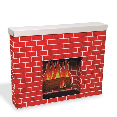 Corobuff Fireplace