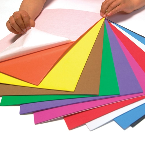 Eva Foam Sheets A4, Peel & Stick