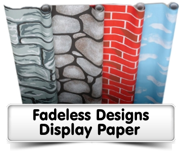 Fadeless Designs Paper 15m