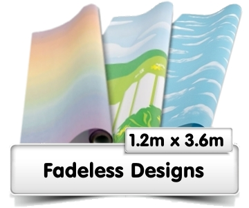 Fadeless Designs Paper 3.6m