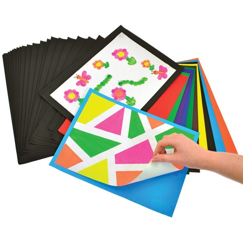 Mounting Paper A4+ Assorted Colours
