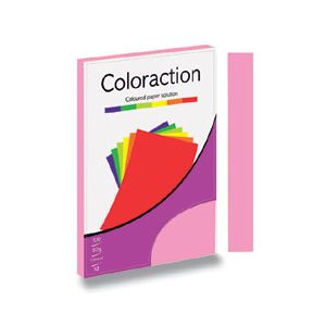 A4 Coloured Neon Paper 80gsm Pack 500 – Neon Pink