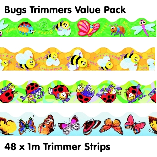 Bugs Terrific Trimmer Value Pack