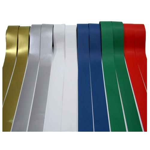 6 Rolls of Fadeless Card Borders in Festive Colours