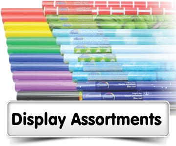 Fadeless Display Assortments