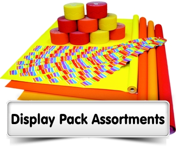 Display Pack Assortments