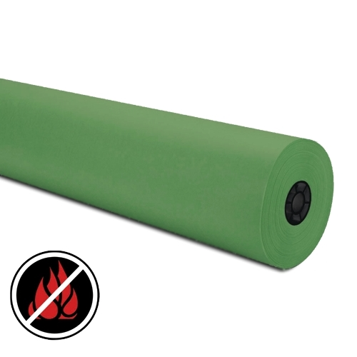 Green Flame Retardant Paper, Large 300m Roll