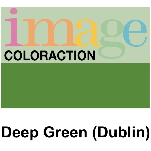 A4 Deep Green (Dublin) Coloured Card, 120gsm