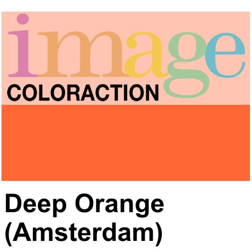A4 Deep Orange (Amsterdam) Coloured Card, 120gsm