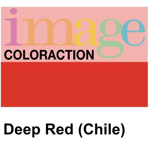 A4 Deep Red (Chile) Coloured Card, 120gsm