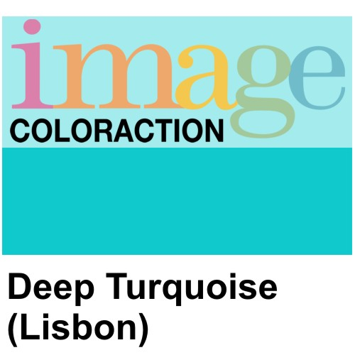 A4 Deep Turquoise (Lisbon) Coloured Card, 120gsm