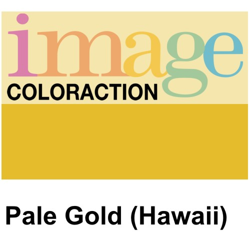 A4 Pale Gold (Hawaii) Coloured Card, 120gsm