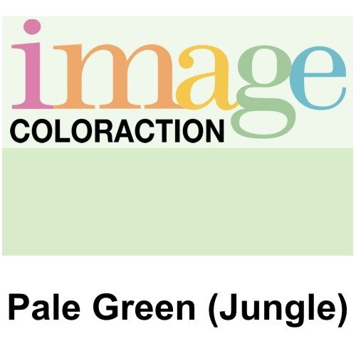 A4 Pale Green (Jungle) Coloured Card, 120gsm