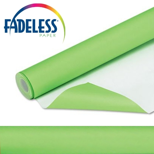 Nile Green Fadeless Display Paper 15m Roll