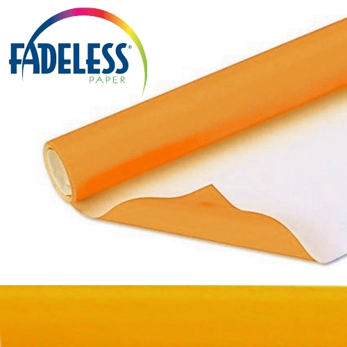 Old Gold Fadeless Display Paper 15m Roll
