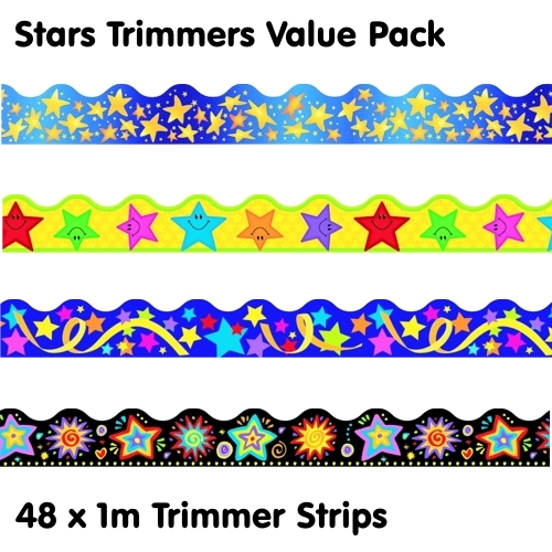 Stars Terrific Trimmer Value Pack