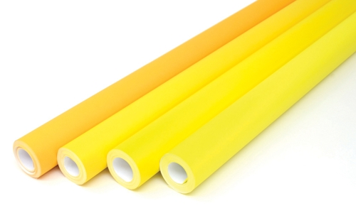 Yellows Collection Fadeless Display Paper