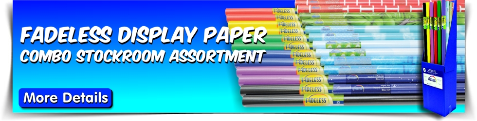 Display Paper Assortments
