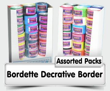 Bordette Assorted Packs
