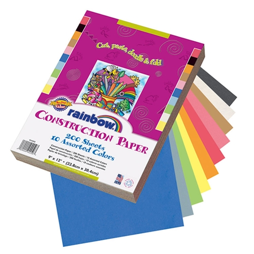 Construction Paper A4+, 200 Sheets
