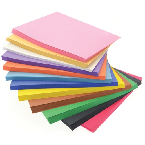 Construction Paper A3+, 100 Sheets