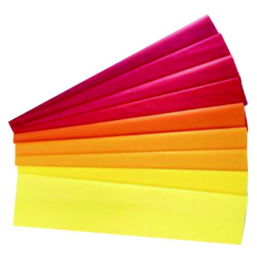 Tissue Paper - Warm Colour Assortment