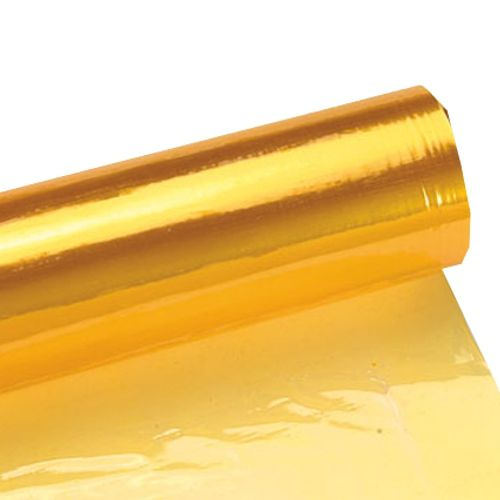 Yellow Cellophane 4.5m Roll