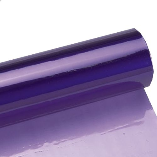 Purple Cellophane 4.5m Roll