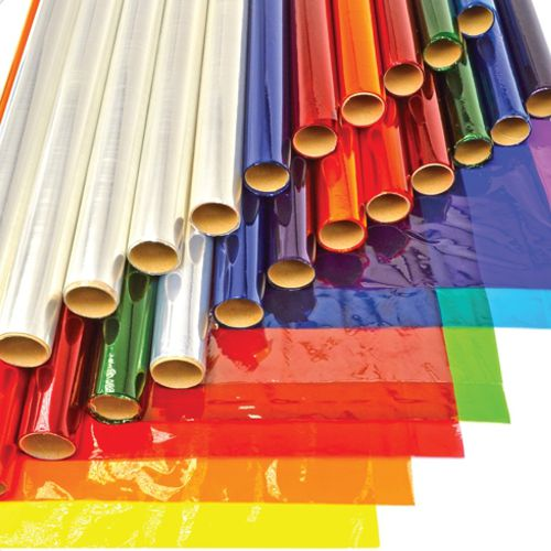 24 Cellophane Roll Assortment