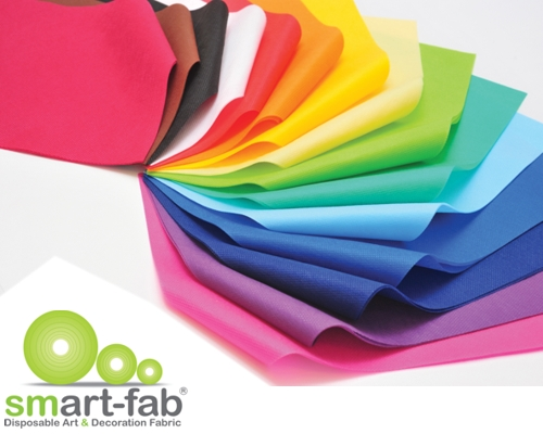 Smart-Fab Display Fabric Assorted Sheets
