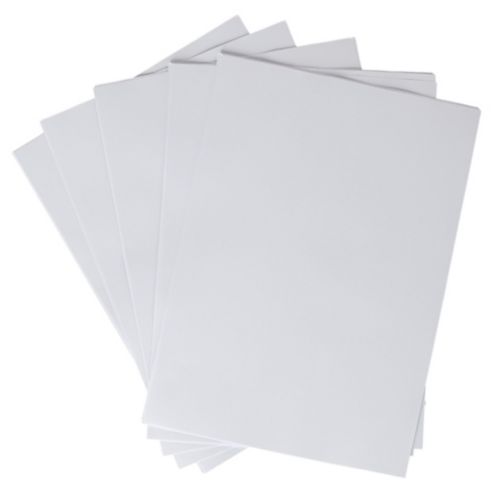 A2 White Card 160gsm Pack 250
