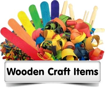 Wooden Craft Items
